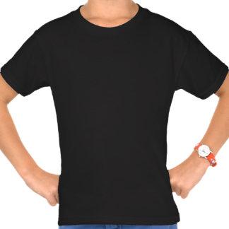 décimotercero Nombre de encargo V024 de la cebra r Camisetas