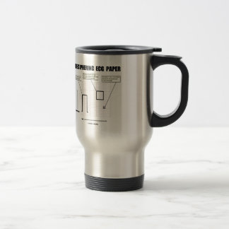 Deciphering ECG Paper 15 Oz Stainless Steel Travel Mug
