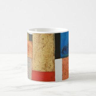 Deciphering Indus Abstract Art Mug