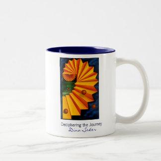 Deciphering the Journey mug