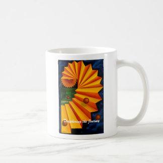 Deciphering the Journey - mug