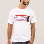 Decision 2012 Vote Palantine for President T-Shirt