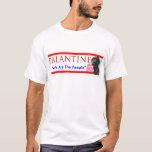 Decision 2012 Vote Palantine for President T-Shirt
