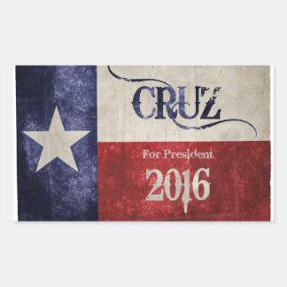 Decisión 2016 - ¡Ted Cruz (R-TX) para el Rectangular Altavoz