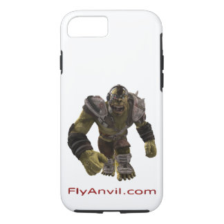 Decision 3 FlyAnvil Super mutant. iPhone 8/7 Case