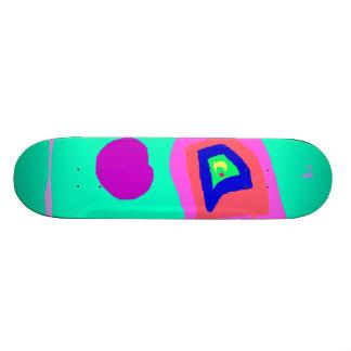Decision Core Art Beyond Ship Store Return Custom Skate Board