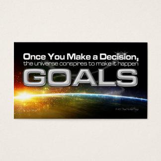 Decision Goal Card