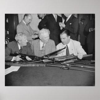 Decision semiautomática, 1940 poster