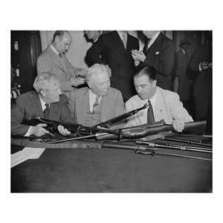 Decision semiautomática, 1940 póster