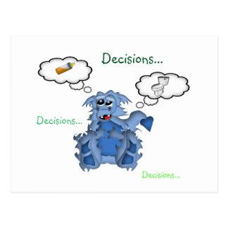 Decisiones de las decisiones de las decisiones del postal