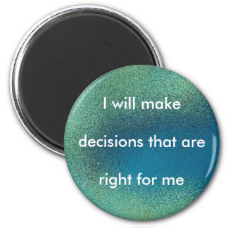 DECISIONES - imán