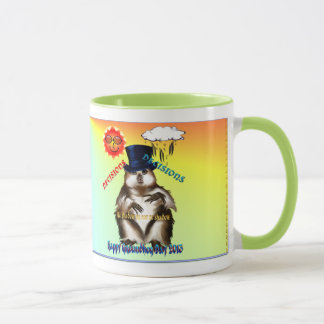 Decisions-Decisions-Groundhog Day Mugs