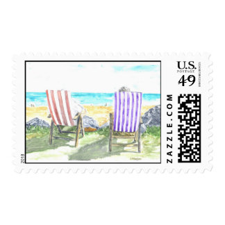 'Deck Chairs' Postage