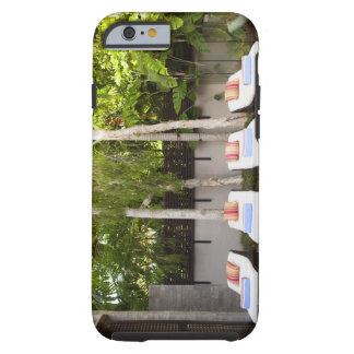 Deck Chairs Tropical House Tough iPhone 6 Case