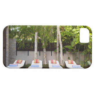 Deck Chairs Tropical House iPhone SE/5/5s Case