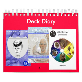 Deck Diary Calendar