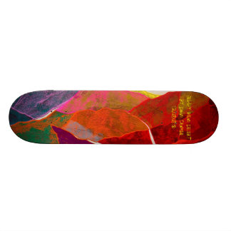 Deck! Jelly Bean Desert Skateboard