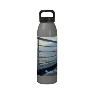 Deck Level Personalized Liberty Bottle Drinking Bottles