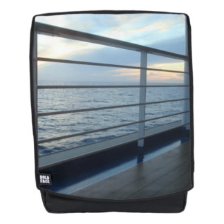 Deck Level View Backpack