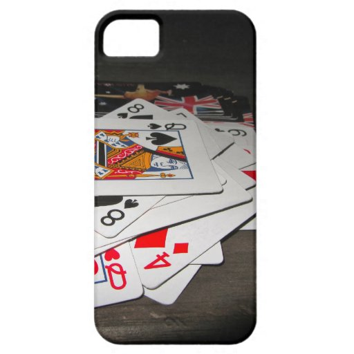 Deck of Cards iPhone 5 Covers