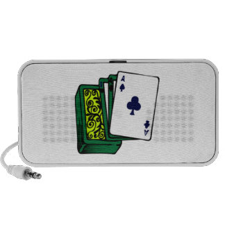 Deck of Cards Mp3 Speaker