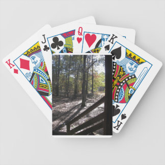 deck of cards that will take you a peaceful place