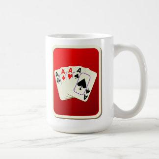Deck of Playing Cards Coffee Mug
