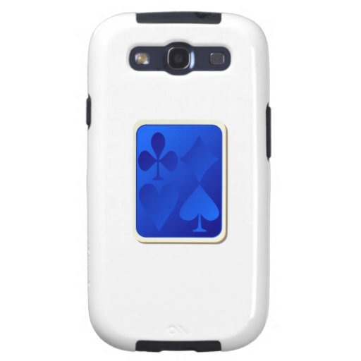 Deck of Playing Cards Samsung Galaxy SIII Case