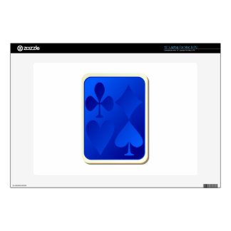 "Deck of Playing Cards Skins For 13"" Laptops"