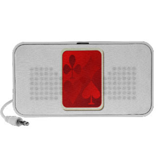 Deck of Playing Cards Mp3 Speaker