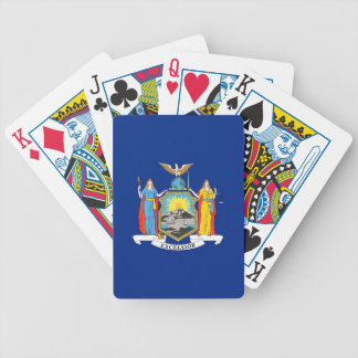 Deck Playing Cards with Flag of New York