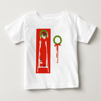 Deck the Halls Baby T-Shirt