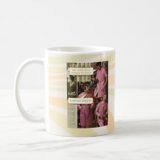 Deck the Halls funny gay mug