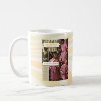 Deck the Halls funny gay mug