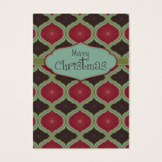 Deck the Halls Gift Tag