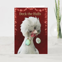 Deck the Halls Holiday Card