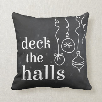 Deck The Halls Pillows