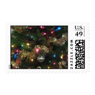 Deck the Halls stamps