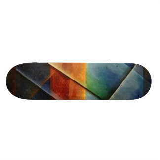 Deck type Skateboard