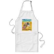 deck-your-paws- holiday apron