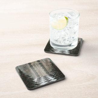 Decked Hall Beverage Coaster
