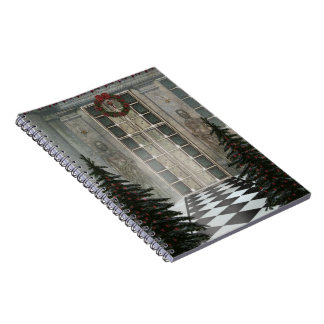 Decked Hall Notebook