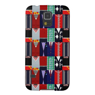 Decked out and Dapper Galaxy S5 Cover