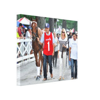 Decked Out Canvas Print