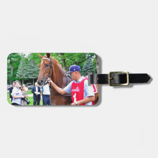 Decked Out in the Paddock Bag Tag