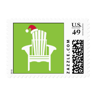 Decked Palms Stamp