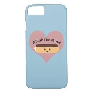 D'eclair-ation Of Love iPhone 8/7 Case