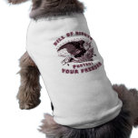 Declaración de Derechos Camisa De Perro