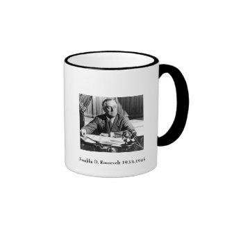 Declaración de Derechos de FDR-2nd Taza De Café