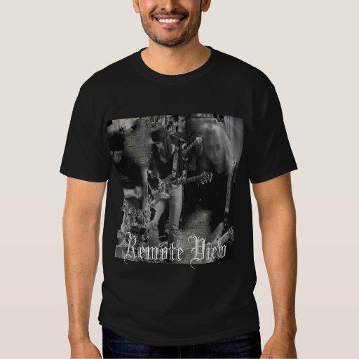 """Declaración de Derechos de la """"visión alejada"""" Camisas"""